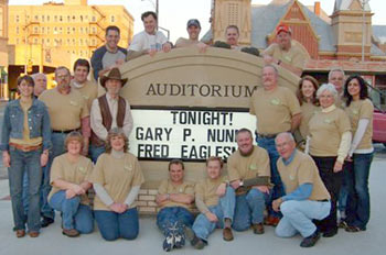 Threadgill Concert Volunteers